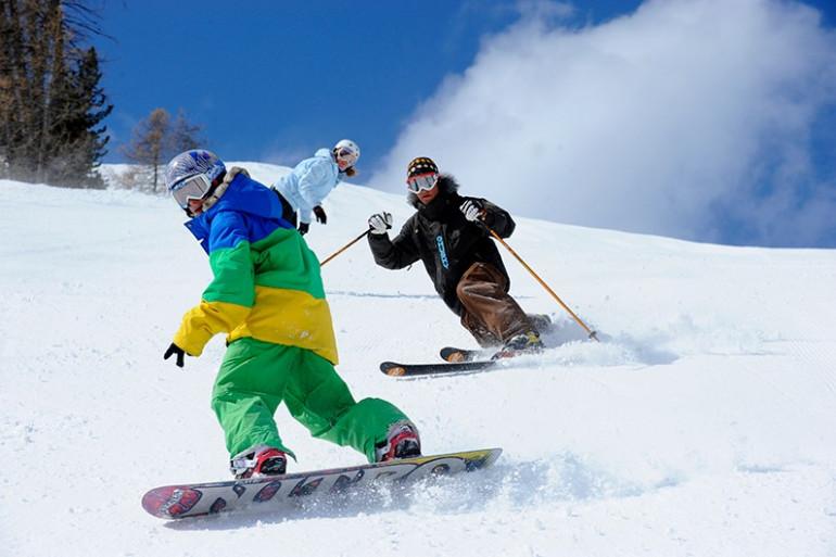Grand Jeu Vacances au Ski