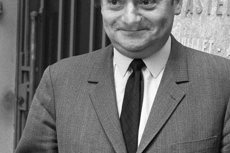 René Goscinny en mars 1967