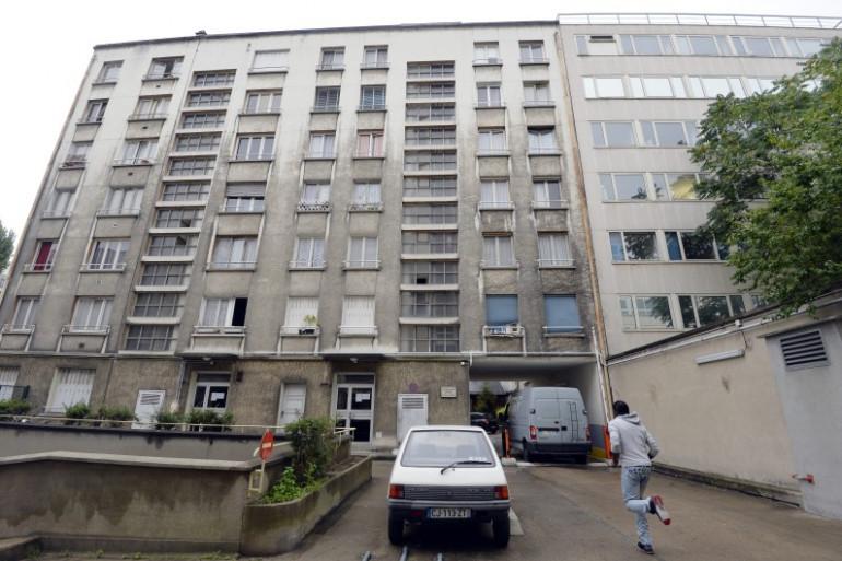 Un immeuble HLM à Neuilly-sur-Seine (Hauts-de-Seine) le 13 septembre 2013 (illustration).