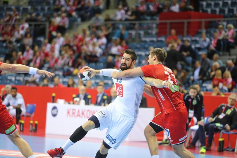 Nikola Karabtic et les Bleus sont tombés face à la Norvège le 27 janvier 2016