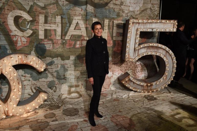 Maureen Chiquet quitte la direction de Chanel