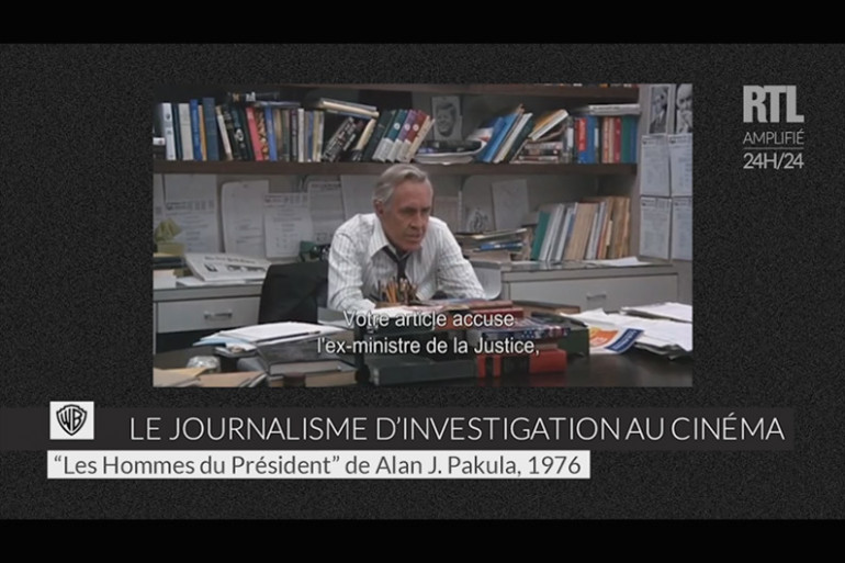 Le journalisme d'investigation au cinéma