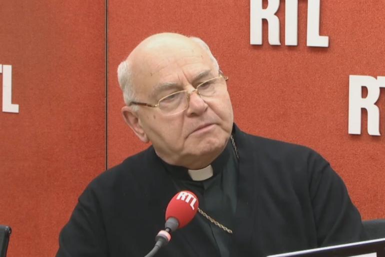 Monseigneur Jeanbart, archevêque à Alep depuis 20 ans.