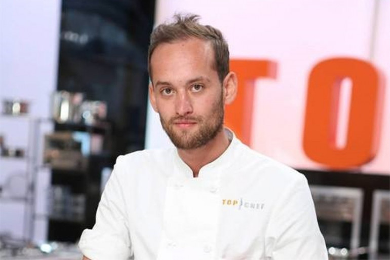 """Jérémy Moscovici, 26 ans, éliminé de """"Top Chef 2015"""" dans le l'épisode 4"""