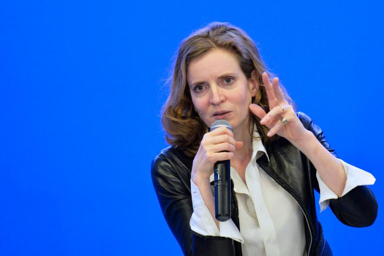 Nathalie Kosciusko-Morizet, le 14 avril 2015.