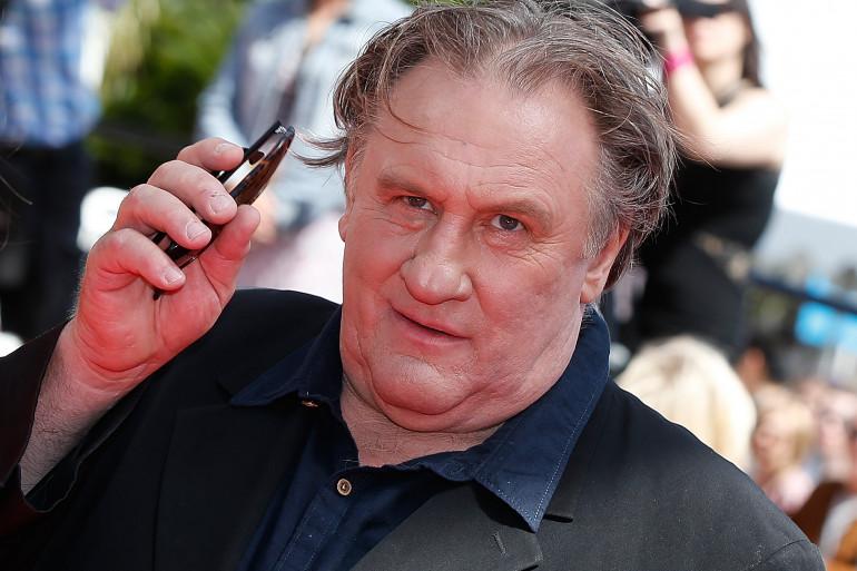 """Gérard Depardieu, nommé aux César 2016 pour """"Valley of love"""""""