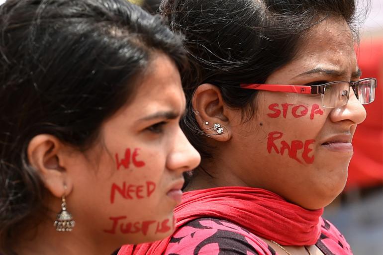 En Inde, le viol est un véritable fléau régulièrement dénoncé par des manifestations. Ici le 20 juillet 2014. (illustration)