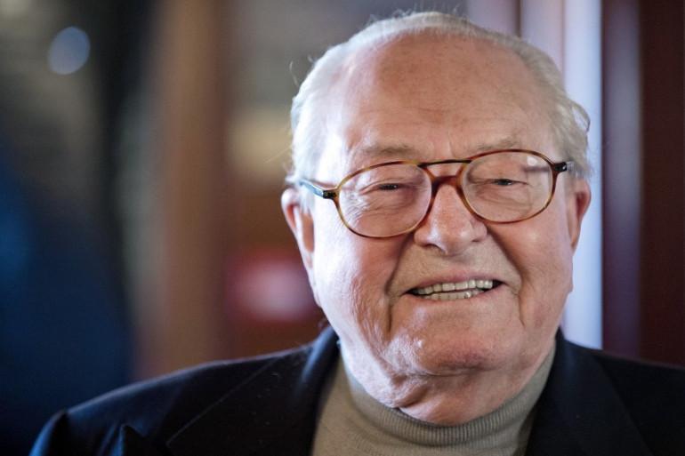 Le domicile de Jean-Marie Le Pen est actuellement perquisitionné