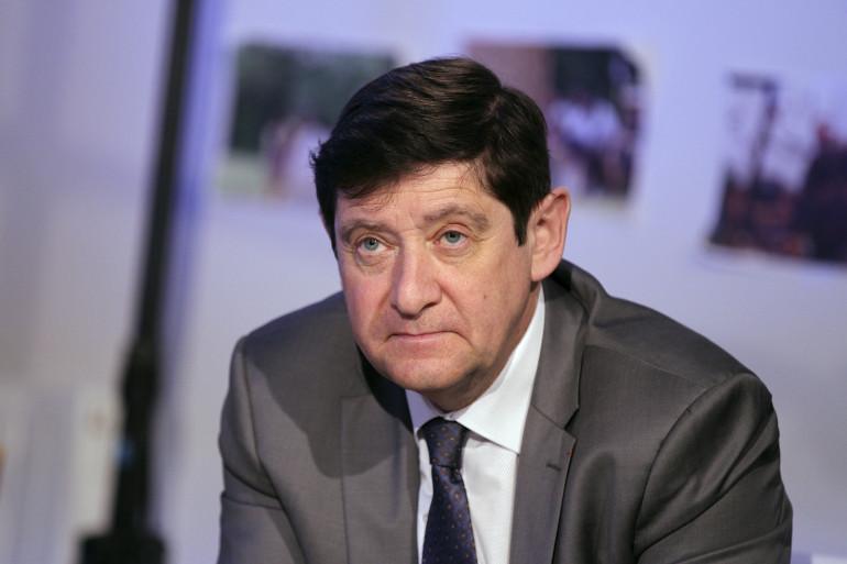 Patrick Kanner, le ministre de la Ville, de la Jeunesse et des Sports