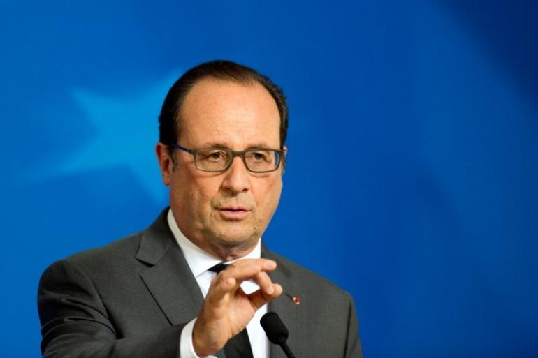 François Hollande avait promis d'inverser la courbe du chômage à la fin de l'année 2013.