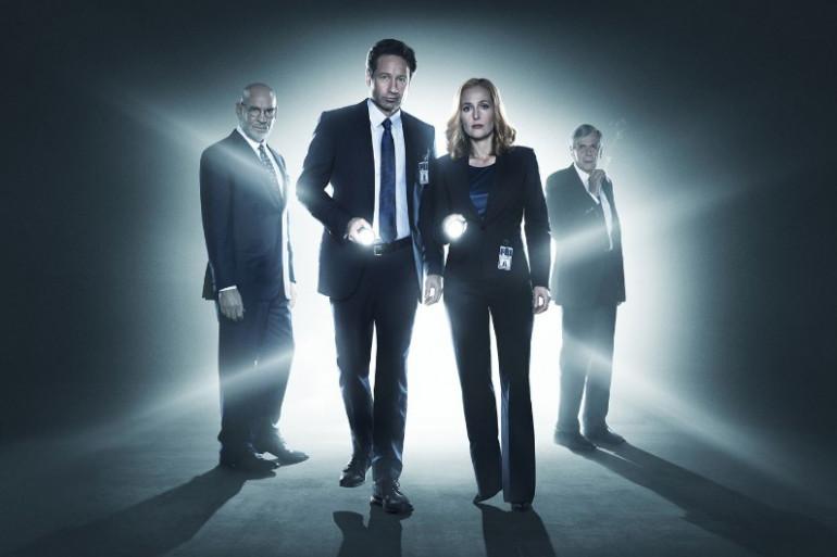X-Files sera de retour sur M6 le 25 février 2016