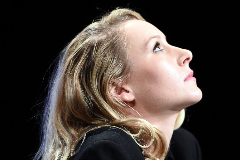 Marion-Maréchal Le Pen souhaite organiser un voyage en Syrie