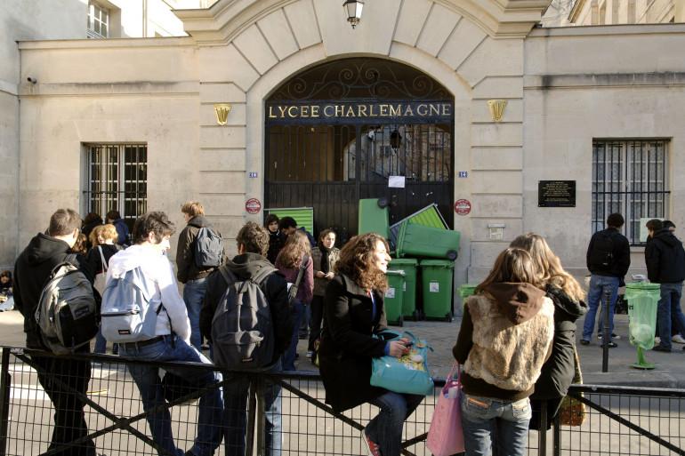 Paris : les élèves des lycées Charlemagne et Henri IV avaient été évacués après une alerte à la bombe, le 26 janvier 2016