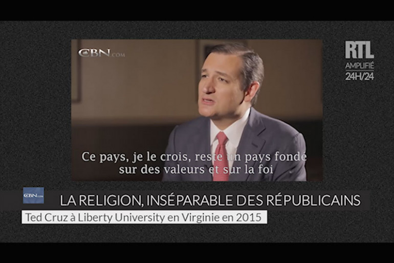 """Ted Cruz, candidat de la droite religieuse, remporte les """"caucus"""" républicain en Iowa"""