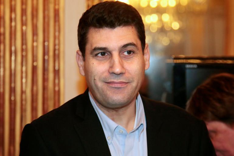 Mohammed Oussedik, membre de la direction confédérale de la CGT