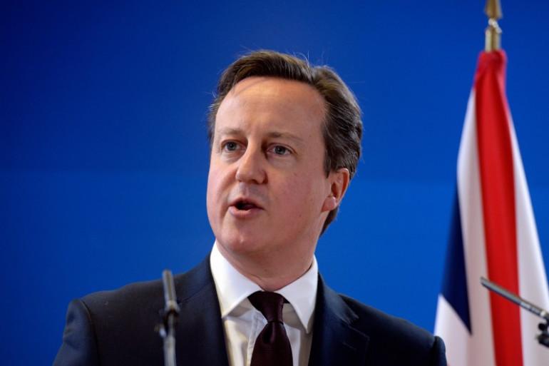 David Cameron a promis que le gouvernement britannique donnera 1,74 milliard de dollars supplémentaire d'ici 2020 pour aider les victimes du conflit syrien
