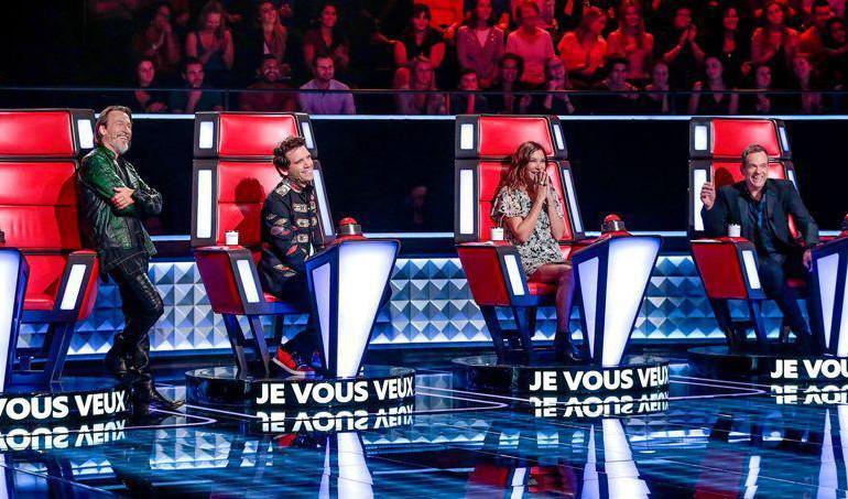 """Le jury de la 5e saison """"The Voice"""""""