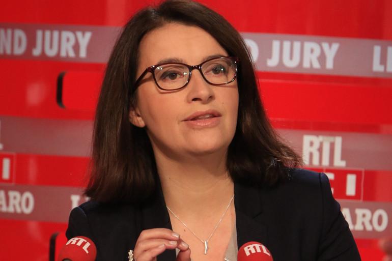 Cécile Duflot, invitée du Grand Jury RTL-Le Figaro-LCI, 7 février 2016