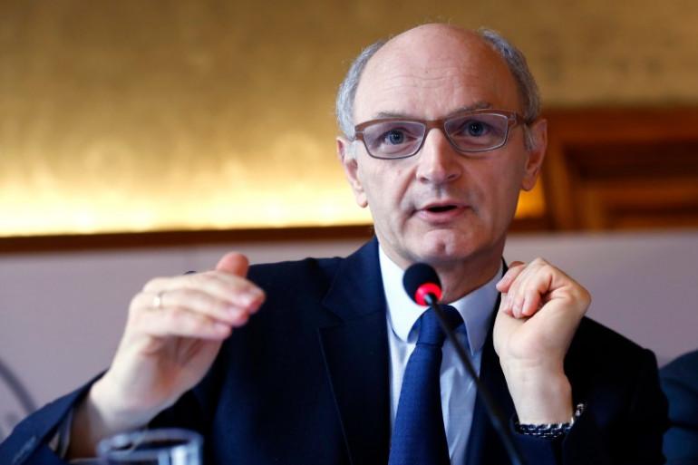Didier Migaud, Premier président de la Cour des comptes, a rendu le rapport public de l'institution financière ce mercredi 10 février 2016