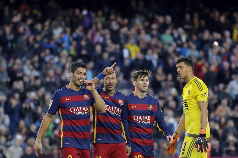 Les Gunners pourront-ils résister au trio Suarez-Neymar-Messi ?