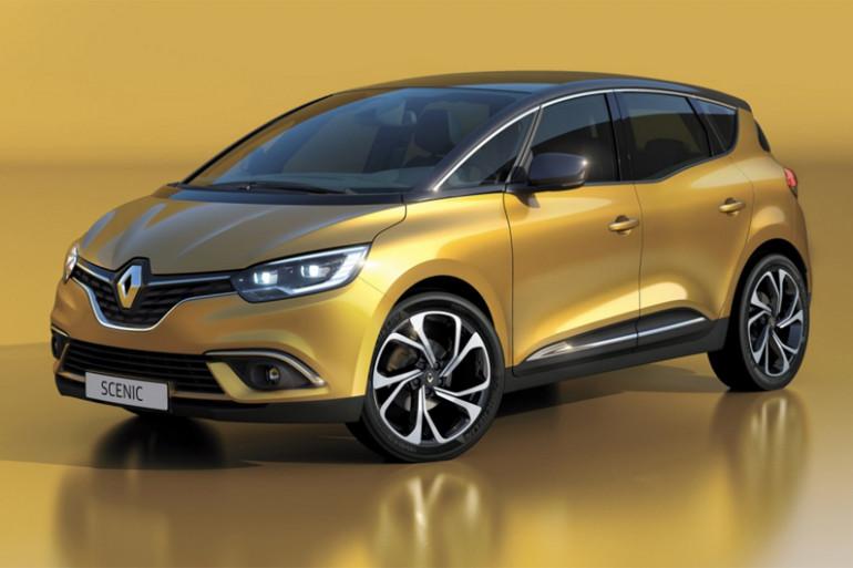Le nouveau Renault Scenic dévoilé plus tôt que prévu, à cause d'une fuite sur Internet