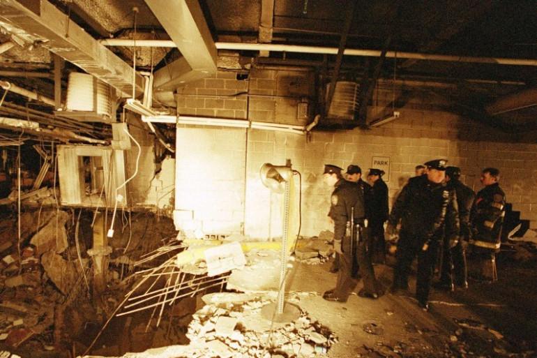 Le 26 février 1993, une bombe explose dans les sous-sols du World Trade Center