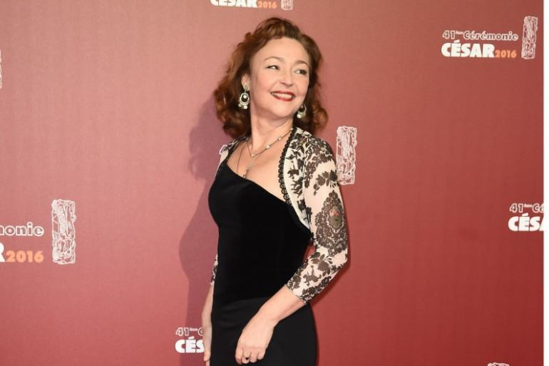 Catherine Frot a remporté le César de la Meilleure actrice