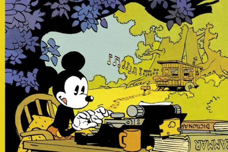 """""""Une mystérieuse mélodie, ou comment Mickey rencontra Minnie"""""""