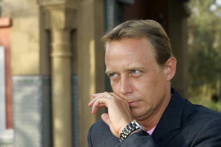 Jean-Charles Brisard, expert en terrorisme, en août 2006