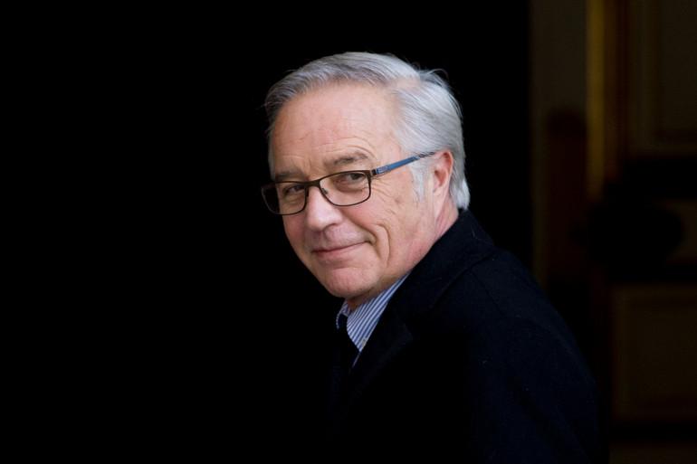 L'ex-ministre du Travail François Rebsamen, à Matignon le 6 mars 2015 (archive).