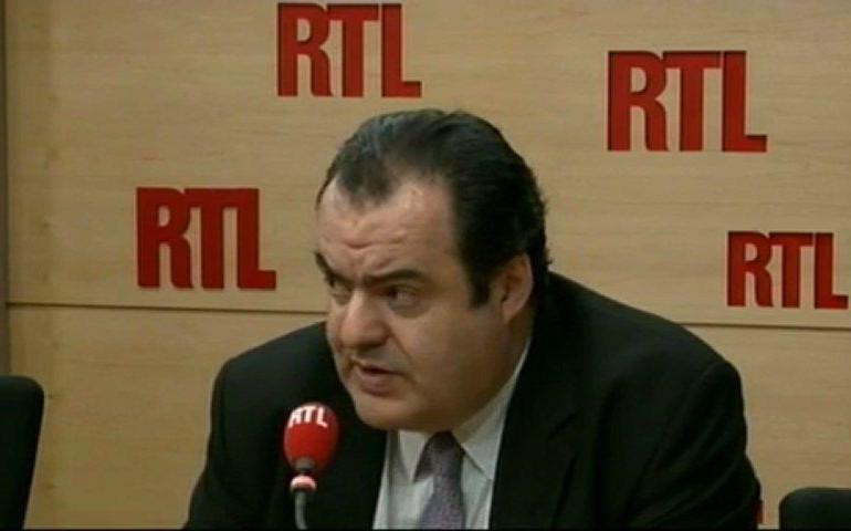 François Roudier, porte-parole du Comité des constructeurs français d'automobiles (CCFA).
