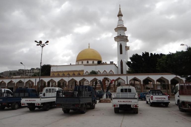 Les combattants de l'État islamique ont été chassés de la ville de Derna il y a 7 mois