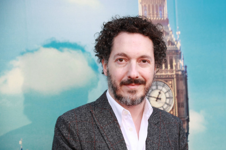 """Guillaume Gallienne en 2014 pour le film """"Paddington"""""""