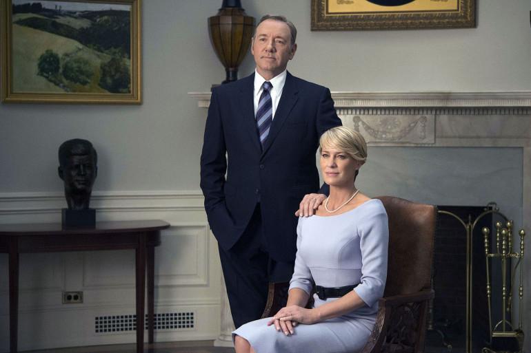 """L'affrontement entre Claire et Frank Underwood devrait être au centre de la saison 4 de """"House of Cards"""""""