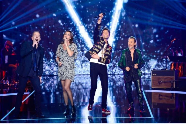 Garou, Zazie, Mika et Florent Pagny, les jurés de The Voice 2016