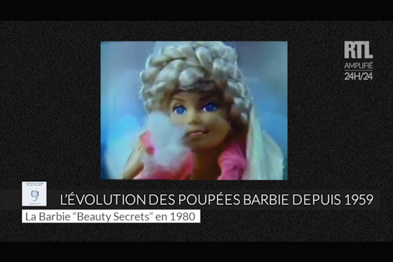 L'évolution des poupées Barbie depuis 1959
