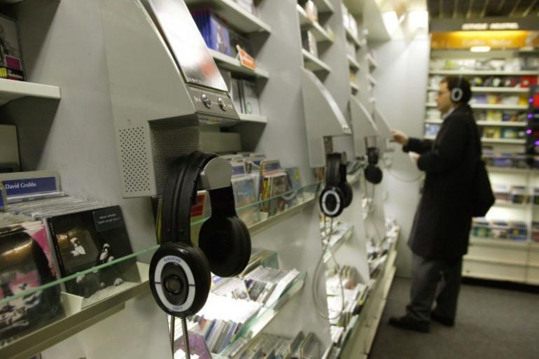 En 2015, les Français ne se sont pas déplacés pour acheter de la musique