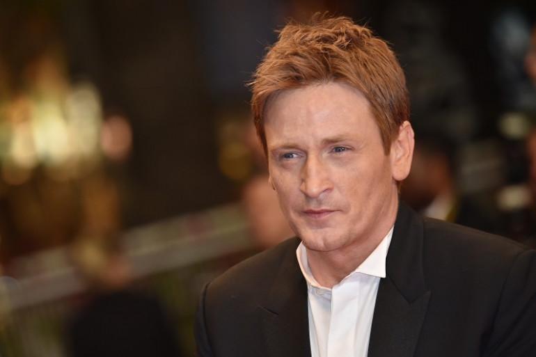L'acteur français Benoît Magimel