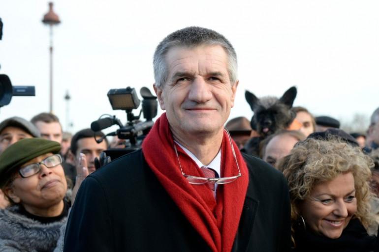 Jean Lassalle, vice-président du MoDem et candidat à l'élection présidentielle 2017.