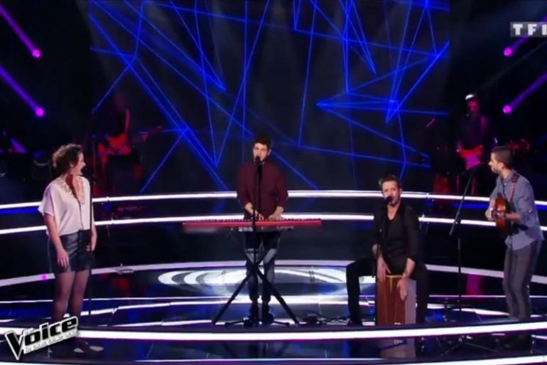 """Mauranne et le groupe Arcadian ont interprété """"Une autre saison"""""""
