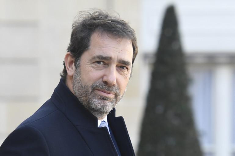 L'ancien ministre de l'Intérieur Christophe Castaner.
