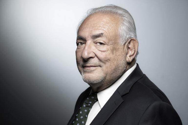 Dominique Strauss-Kahn, le 6 septembre 2018