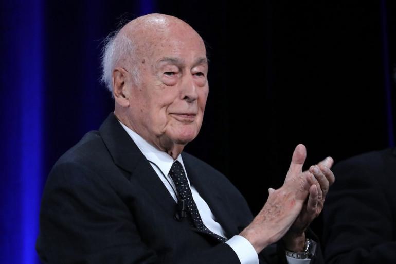 Valéry Giscard d'Estaing le 20 juin 2019.