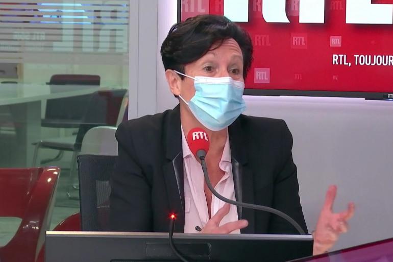 Laurence Tiennot-Herment sur RTL Soir avec Thomas Sotto