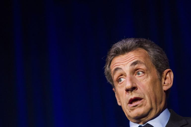 Nicolas Sarkozy, le président des Républicains