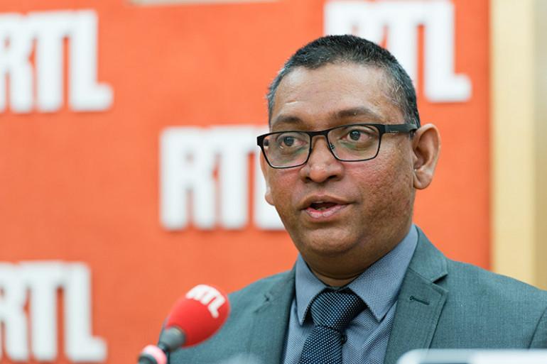 Salim Toorabally, agent de sécurité au Stade de France le 13 novembre 2015