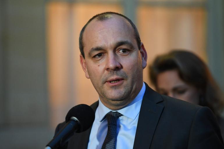 Laurent Berger, secrétaire général de la CFDT, le 25 novembre 2019