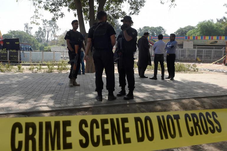 Un attentat a été perpétré dans un parc de Lahore, au sud-est du Pakistan le 27 mars.