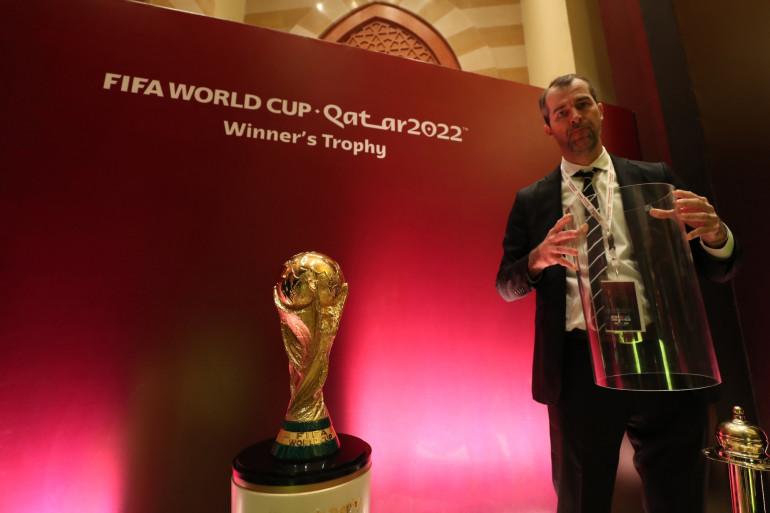 La Coupe du monde au Caire le 21 janvier 2020