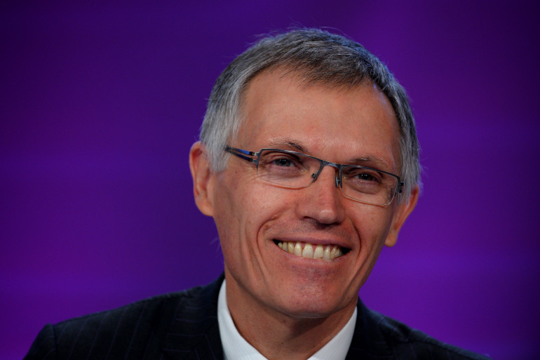 Carlos Tavares, patron de PSA Peugeot Citroën.